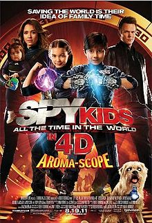 Spy Kids 4 All the Time in the World