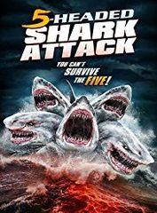 5 Headed Shark Attack