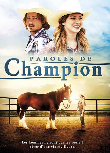 A Horse Story ( Paroles de Champion)